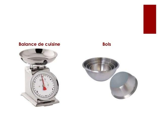 Balance de cuisine Bols