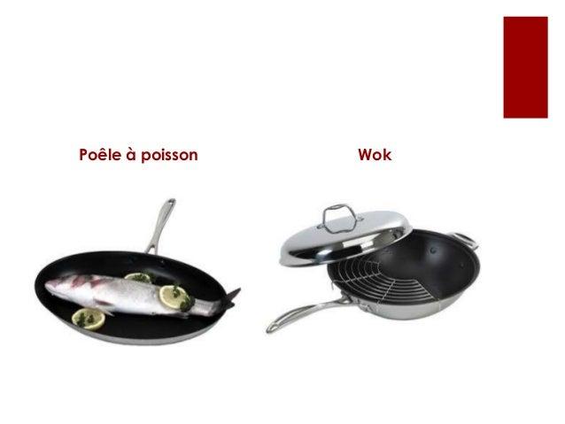 Poêle à poisson Wok