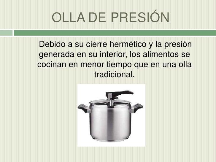 Utensilios de cocina necesarios for Cocina tradicional definicion