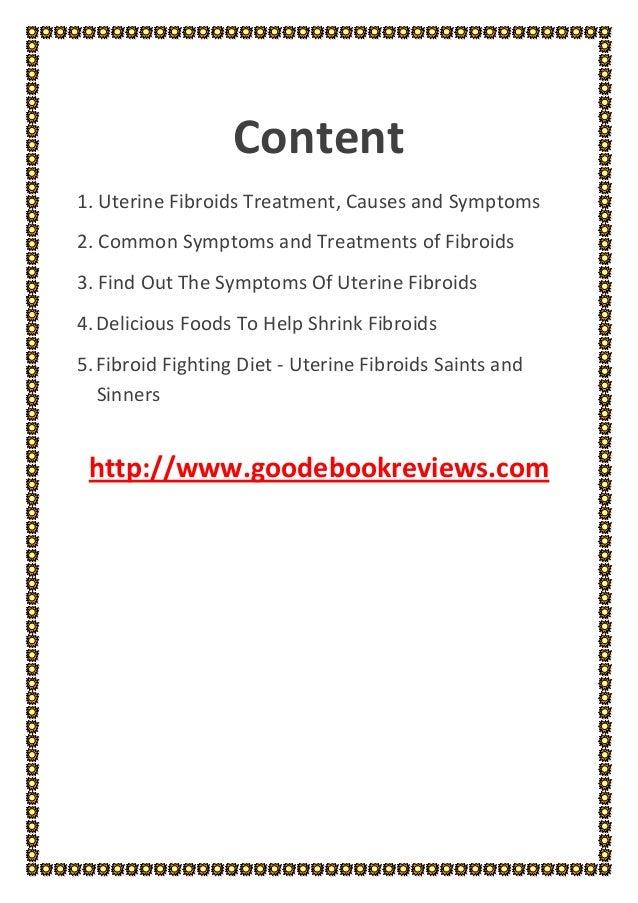 Uterine fibroids causes