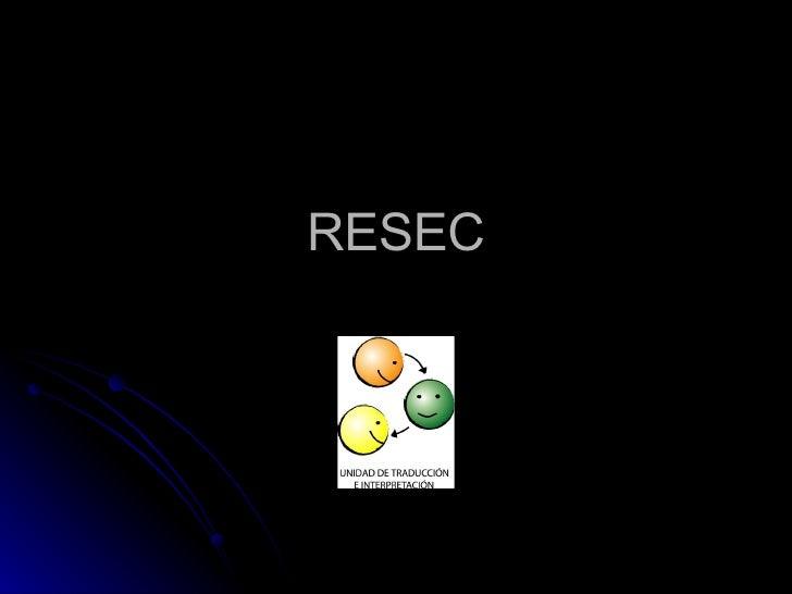 RESEC