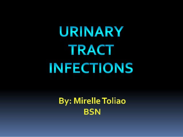URINARY TRACT The urinary tract is the body's filtering system for removal of liquid wastes Women are especially susceptib...