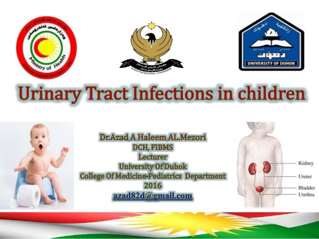 Sexually transmitted infections that cause uti babies