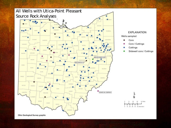 Geology and Activity Update of the Ohio UticaPoint Pleasant Play