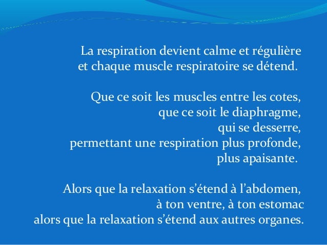 relaxation 77