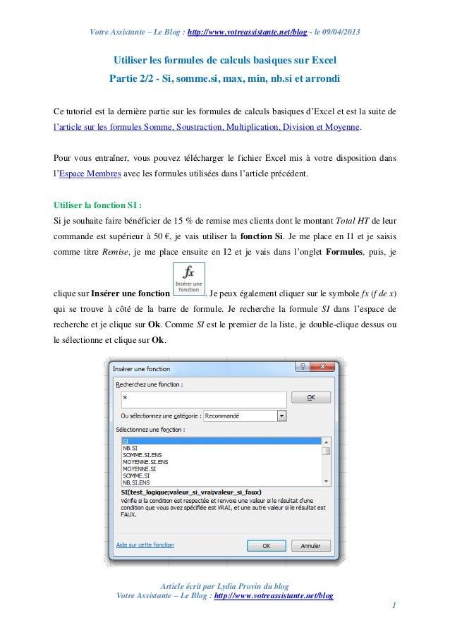 Votre Assistante – Le Blog : http://www.votreassistante.net/blog - le 09/04/2013 Article écrit par Lydia Provin du blog Vo...