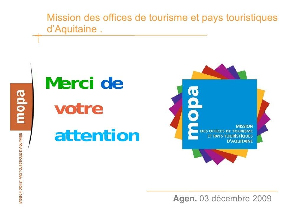 Utiliser les outils du web 2 0 jean luc boulin mopa - Office de tourisme de carcans ...