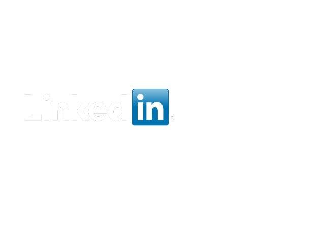 Optimiser son profil et développer son réseau Mai 2014