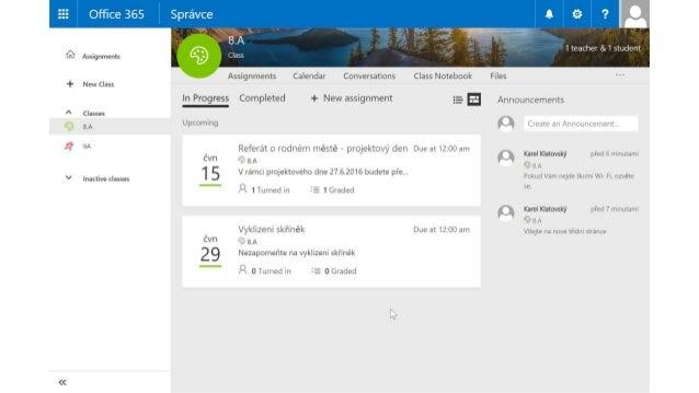 Les Groupes Office 365 pour les écoles et les universités