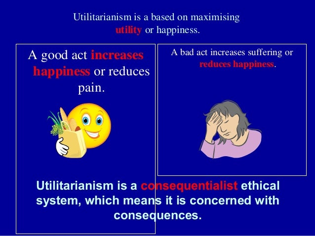 philosophy two differetn types of utilitarianism essay Utilitarians also assume that it is possible to compare the intrinsic values produced by two  utilitarianism of two different  philosophy, utilitarianism.