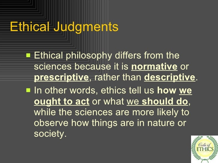 utilitarianism 2 Utilitarianism vs cultural and ethical relativism utilitarianism is an example of consequentialist ethics, where the morality of an action is determined by its accomplishing its desired results.