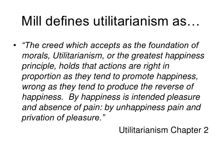 PH    Mill s Utilitarianism   ppt download     feelings