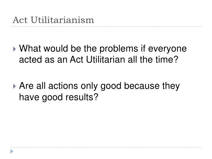 utilitarianism bentham