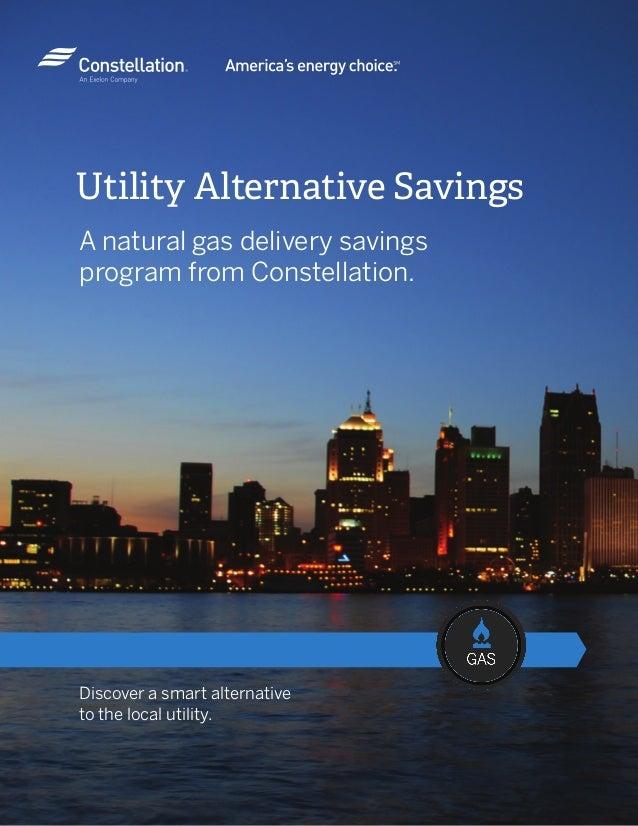 Natural Gas Savings Program