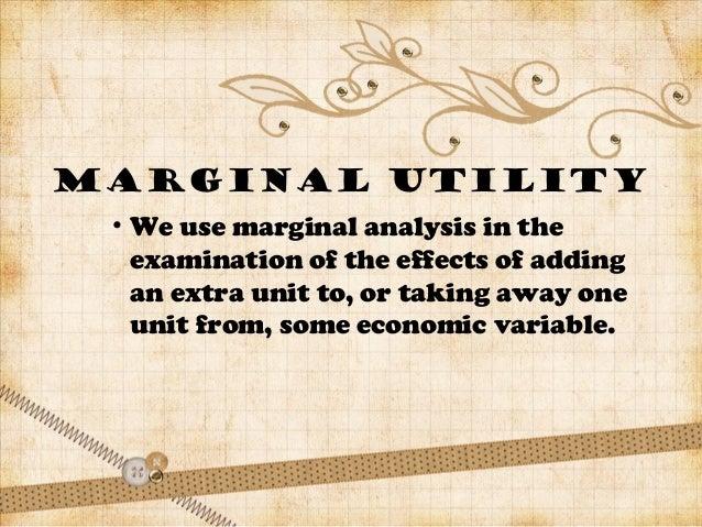 utility maximazation Intro solving ump extreme cases greg's decision making process is summarized as follows: utility maximization problem greg chooses the bundle (xc, xt) that gives him the highest utility level , among theaffordable bundles.