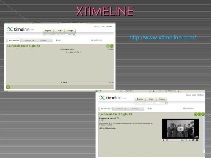 XTIMELINE http :// www.xtimeline.com /