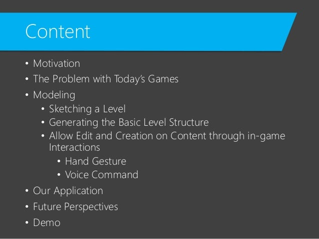Utilizing Kinect Control for a More Immersive Interaction with 3D Environment Slide 2