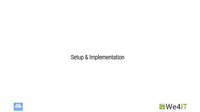 Setup & Implementation