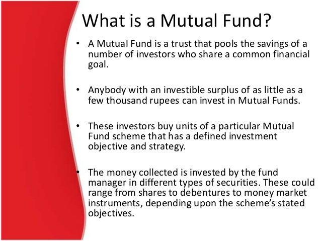 Uti Mutual Funds In India