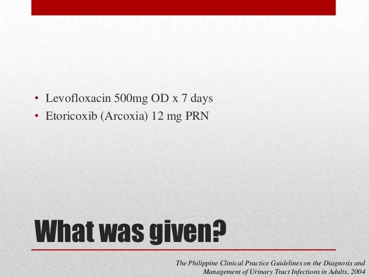 Levofloxacin in uti ppt to pdf