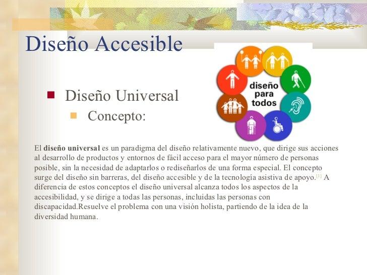 Diseño web inclusivo y la maquetación Slide 3