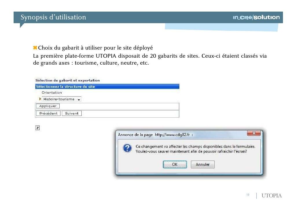 Synopsis d'utilisation<br />Création du compte administrateur du futur site déployé.<br />Création d'un compte FE (certain...