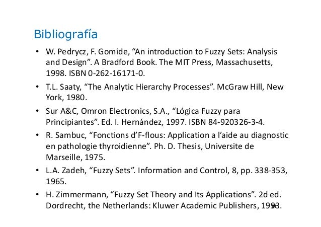 an introduction to fuzzy logic for practical applications pdf