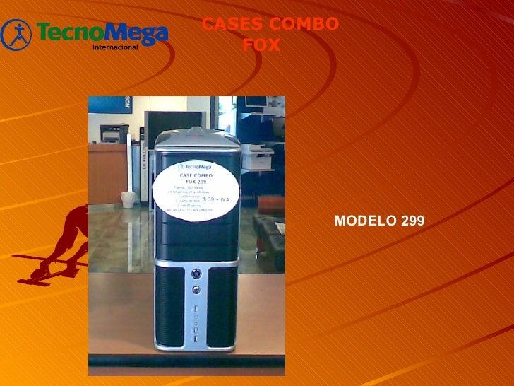 CASES COMBO    FOX               MODELO 299