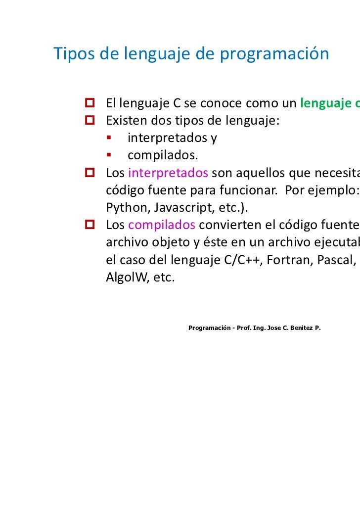Utp pti_s1_introduccion al lenguaje c