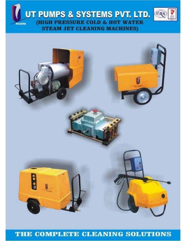 wvvw. indiamart. com/ utpumps  UT Pumps & Systems Private Limited  Faridabad,  Haryana,  India  Corporate Brochure  UT Pum...