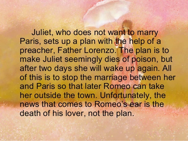 Unconditional love in romeo and juliet