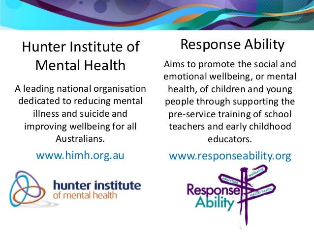 Different Approaches to Promoting Wellbeing and Resilience
