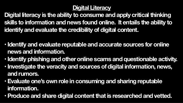 Digital Citizenship Digital citizenship skills include the ability to interact with others civilly, and towards productive...