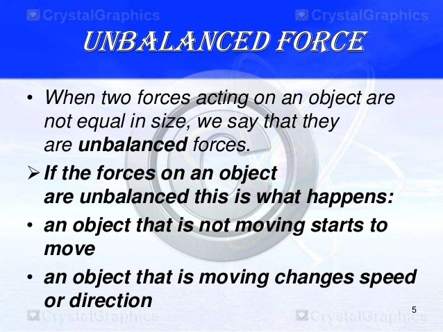 Force And Newtons Laws Of Motion