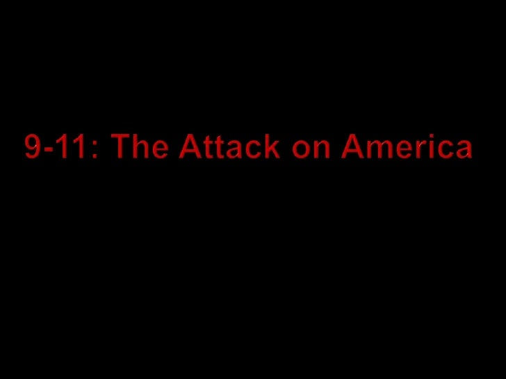 9-11: The Attack on America<br />