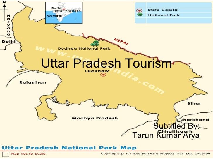 Uttar Pradesh Tourism Subtitled By: Tarun Kumar Arya