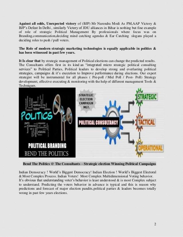 Uttar pradesh election  2017  www.theconsultants.net.in Slide 2