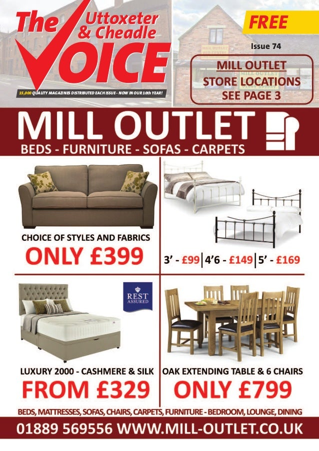 Uttoxeter & Cheadle Voice Issue 74