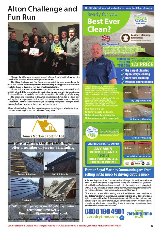Uttoxeter Cheadle Voice Issue 91