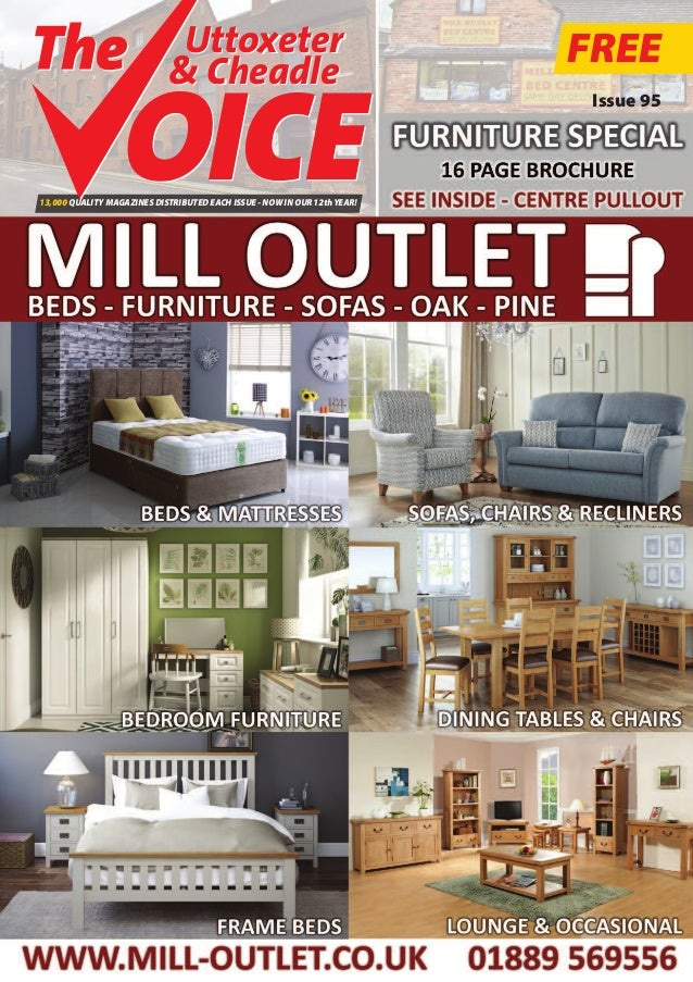 Uttoxeter Cheadle Voice Issue 95