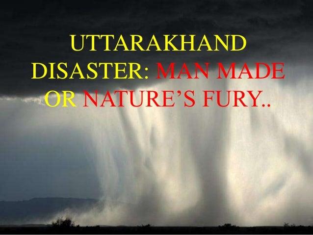 Uttrakhand disaster Slide 1