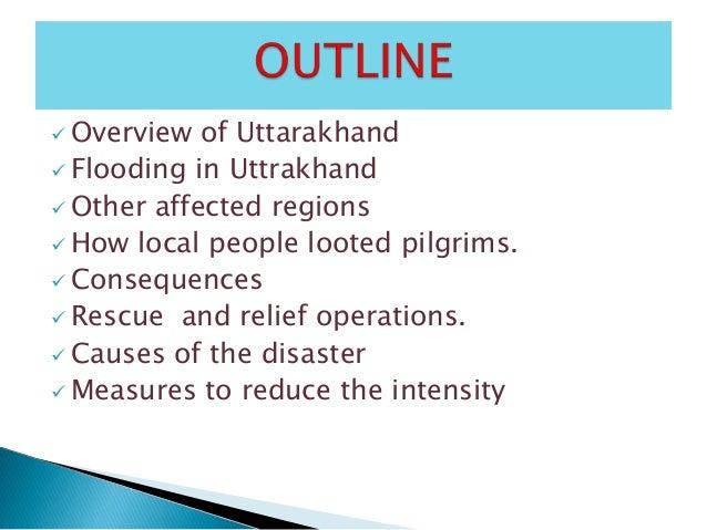 Uttrakhand disaster Slide 2