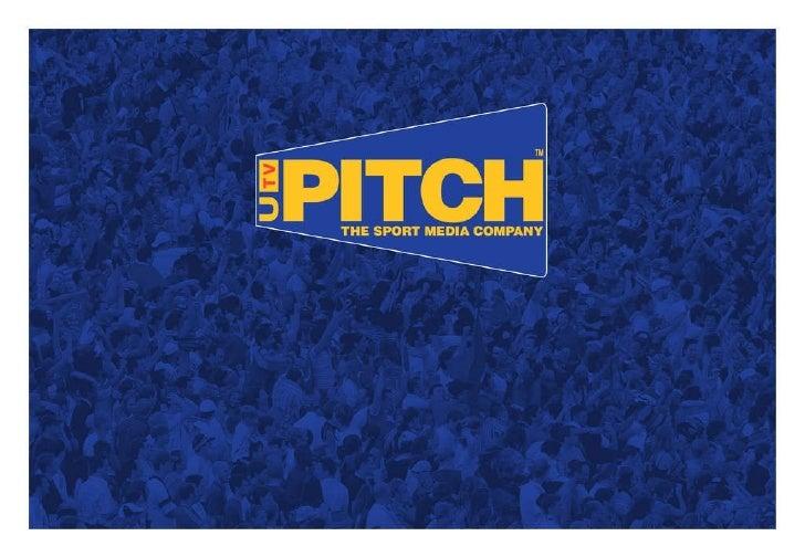 UTV Pitch Credentials