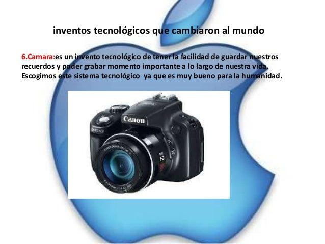 inventos tecnologicos buenos