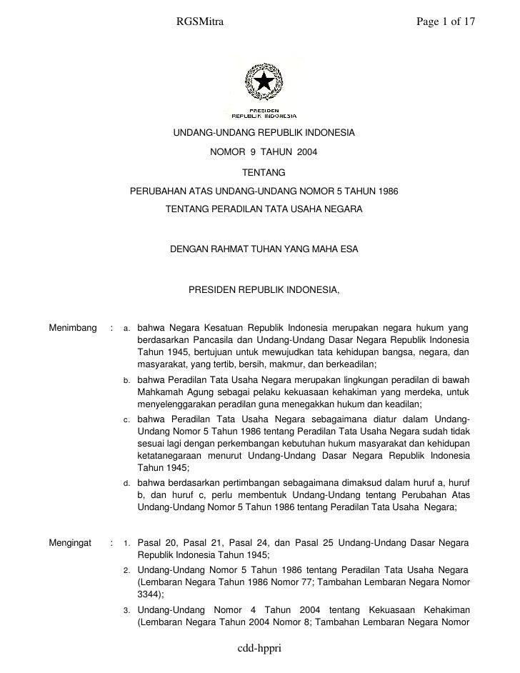 RGSMitra                                             Page 1 of 17                                UNDANG-UNDANG REPUBLIK IN...