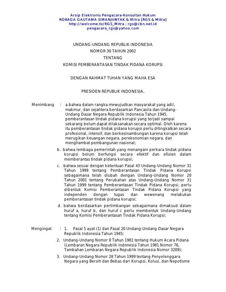 Arsip Elektronis Pengacara-Konsultan Hukum                                    Pengacara-              ROBAGA GAUTAMA SIMAN...