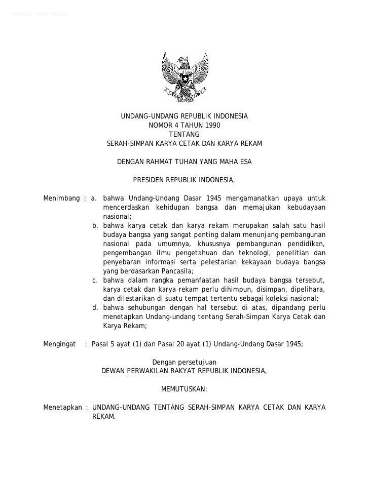 www.djpp.depkumham.go.id                                     UNDANG-UNDANG REPUBLIK INDONESIA                             ...