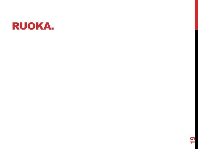 RUOKA.  19