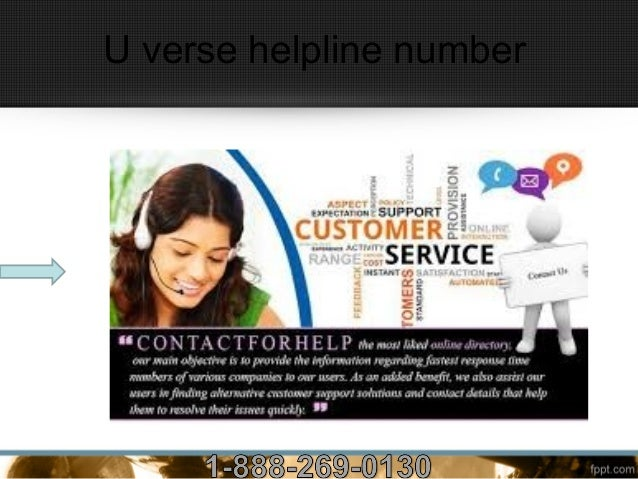 U verse tech support number | Helpline number