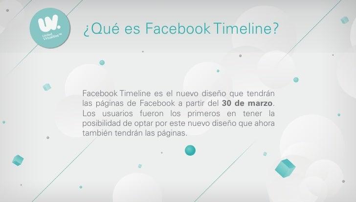 Facebook Timeline para Fan Pages Slide 2